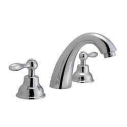 Grifería para lavatorio de baño Hydros Kiss 313011 mesada