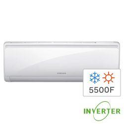 Aire Acondicionado Split Inverter Frío/Calor Samsung 5500F 6400W AR24MSFPBWQN-BG