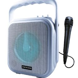 Parlante Portátil Bluetooth Panacom SP-3048CM Azul