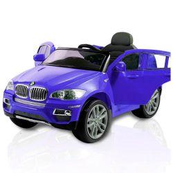 Auto a Batería BMW Azul