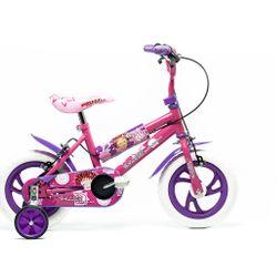 Bicicleta Halley R12 niña rosa (BIN19020)