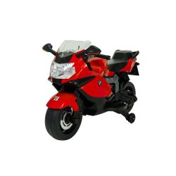Moto a Batería Bebitos BMW K1300 Roja