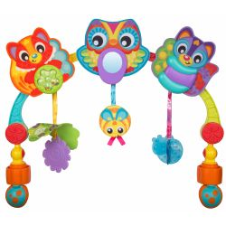 Juguete didáctico Playgro TRAVEL PLAY ARCH MUSIC IN THE WOODS