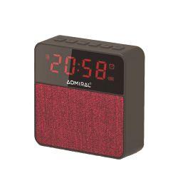 Radio Reloj Despertador Bluetooth Admiral T494