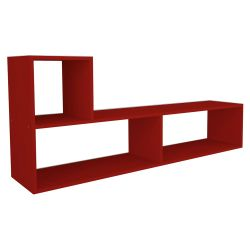 Modulo Rack L Rojo