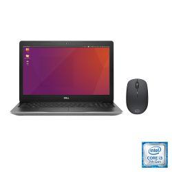 Notebook Dell 15 Inspiron 3581 I3 7020U Sistema Operatvio Ubuntu con Mouse Dell Wireless