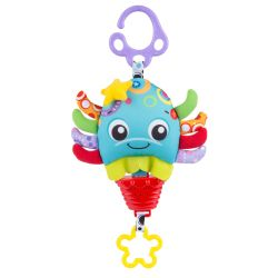 Juguete didáctico Playgro MUSICAL PULLSTRING OCTOPUS