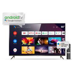 "Smart TV 55"" 4K TCL L55P8M"