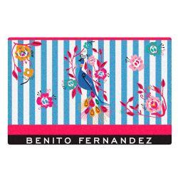 Alfombra de Baño Benito Fernandez Pavo Real