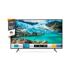"Smart TV 4K UHD Samsung 55"" UN55RU7100GC"