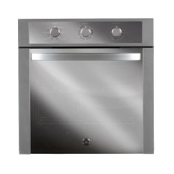 Horno a Gas 60 cm Inoxidable GE Appliances - HGGE6053I