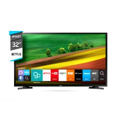 "Smart TV 32"" HD Samsung UNJ4290AGCZB"