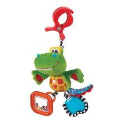 Juguete didáctico Playgro DINGLY DANGLY SNAPPY THE ALLIGATOR
