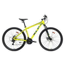 "Bicicleta MTB Rodado 29"" SLP 25 Pro T18 Amarilla"