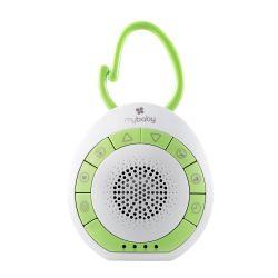 Spa 4 Sonidos S115 Homedics Portable Música Relajante Cuarto Bebe