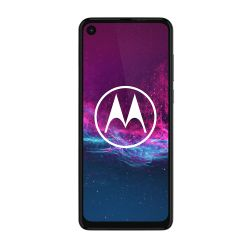 Celular Libre Motorola One Action White Iridescent
