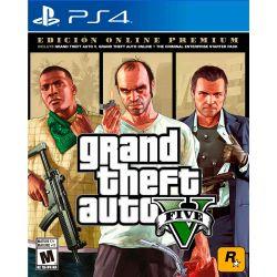 Juego PS4 Rock Star Games Grand Theft Auto V