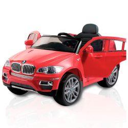 Auto a Batería BMW Rojo
