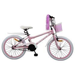Bicicleta Battle De Niños Rodado 20 Aluminio Fkb20av011f