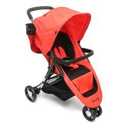 Cochecito de Bebé Bring Fores 5310 Rojo