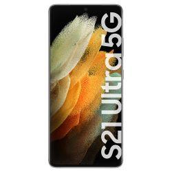 Celular Libre Samsung Galaxy S21 Ultra Plateado