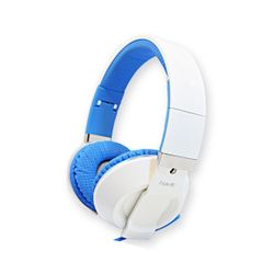 Auriculares Havit H2171 D WIRED HEADPHONE Blanco y Azul