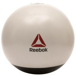 Gym ball Reebok 65 cm Blanco Negro
