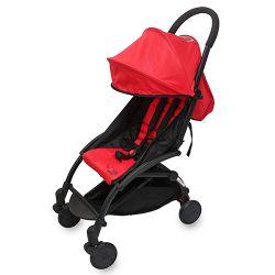 Cochecito de Bebé Love Smart 1004 Rojo