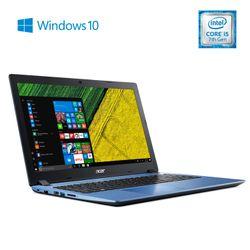 """Notebook Acer 15,6"""" I5 7200U 4GB 1TB A315-51-53XN"""