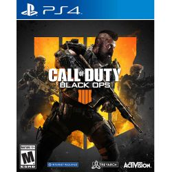 Juego PS4 Activision Call of Duty: Black Ops 4
