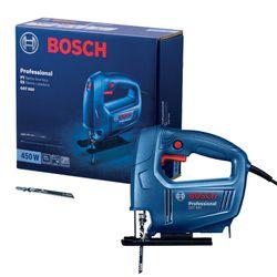Sierra Caladora Bosch GST 650 450W 220V
