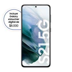 Celular Libre Samsung Galaxy S21 Gris