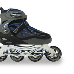 Rollers Profesionales Jeico 303007 Negro Azul 39-42