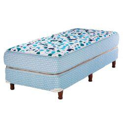 Sommier y Colchón de Espuma Suavegom Comfort 190 x 80 cm