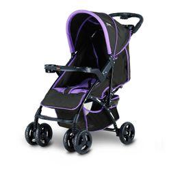 Coche de Paseo Bebesit EMMA Negro Violeta