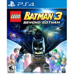 Juego PS4 Warner Bros Games LEGO Batman 3 Beyond Gotham