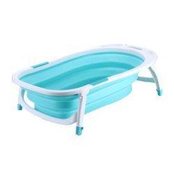 Bañera para Bebé Plegable Rooby Color Verde