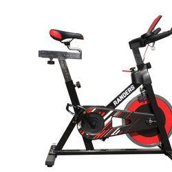 Bicicleta de Spinning con Banda Elástica Randers ARG-880SP-R