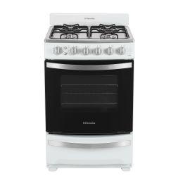 Cocina a Gas Electrolux EWMR856 Blanca