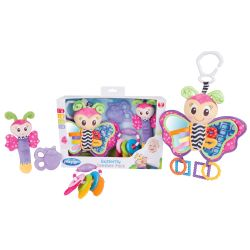 Juguete didáctico Playgro Butterfly Fun Pack