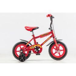 """Bicicleta Futura Rodado 12"""" Ruedas Macizas"""