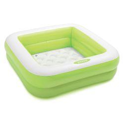 Pileta Inflable Intex Play Box Verde