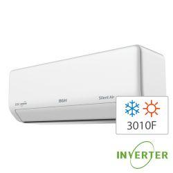 Aire Acondicionado Split Frío/Calor BGH Full Inverter 3DC Smart Eye 3010FG 3500W BSI35WCES