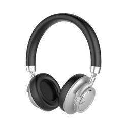 Auricular Bluetooth Havit F9 Negro y Plateado