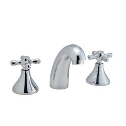 Grifería para lavatorio de baño Hydros Viva Cruz 315811