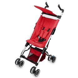 Cochecito Ultra Plegable 1003 Love Smart Rojo