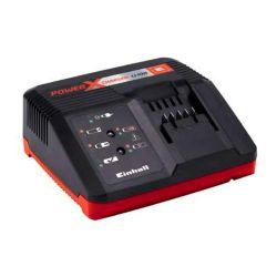 Cargador rápido Power X-Change Einhell / 18 V