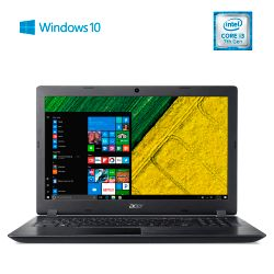 "Notebook Acer 15,6"" Core i3 RAM 4 GB A315-51-39Z8"
