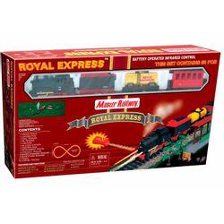 Pista de Tren Royal Express RC 8100