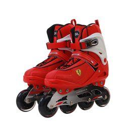 Rollers Fitness  Ferrari FK25 Rojo Blanco Talle 40